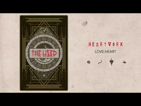 The Used - Love Heart (Visualizer)