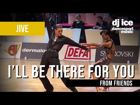 JIVE   Dj Ice - I'll Be There For You (from FRIENDS)