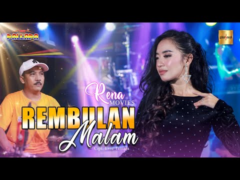 Rena Movies ft New Pallapa - Rembulan Malam (Official Live Music)