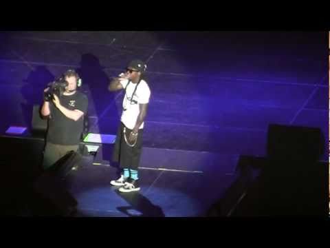 Lil Wayne LIVE 2011 HD Performance!! Every Girl In The World!! ft. Mack Maine!!
