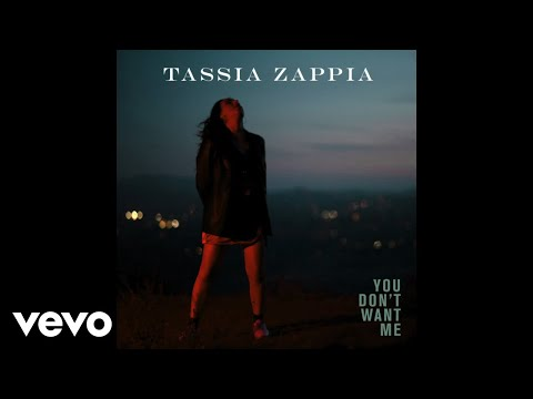 Tassia Zappia - You Don't Want Me (Official Audio)