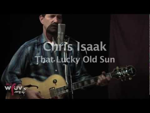 """Chris Isaak - """"That Lucky Old Sun"""" (Live at WFUV)"""