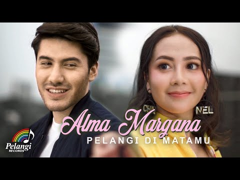 Alma Margana - Pelangi Di Matamu (Official Music Video) | Soundtrack Anak Band