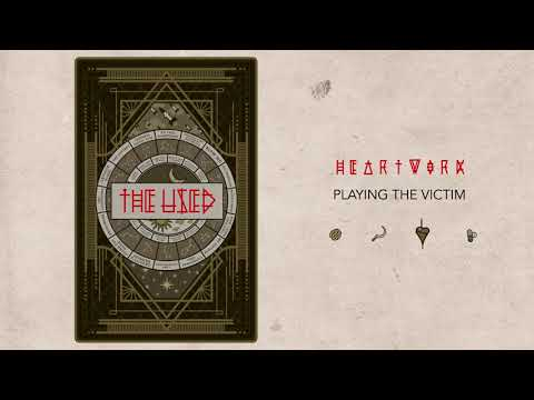 The Used - Playing the Victim (Visualizer)