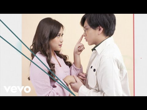 Arsy Widianto, Brisia Jodie - Mantan Teman (Official Lyric Video)